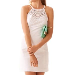 • lilly pulitzer • pearl lace dress